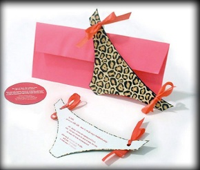 Invite for Bachelorette Party