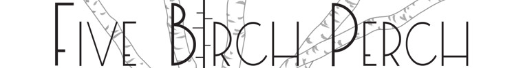 Five Birch Perch Logo