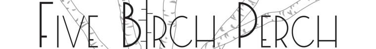 Five Birch Perch Logo