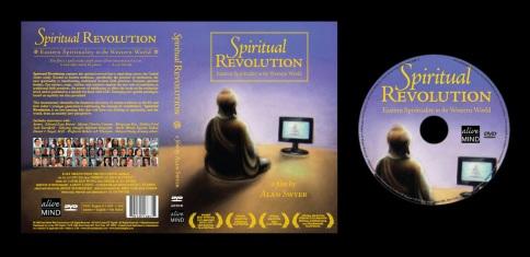 Spiritual Revolution - Box Art and On-Disc Art